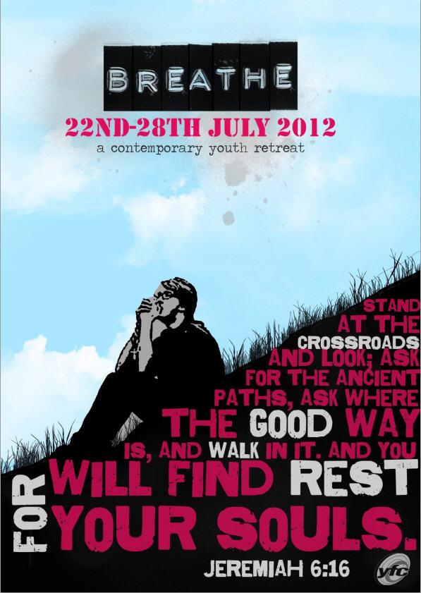 Breathe 2012 Poster